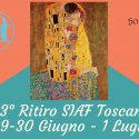 III Ritiro Olistico SIAF Toscana