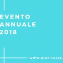VI MEETING DIRETTORI DIDATTICI SIAF ITALIA