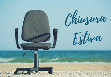 Chiusura Estate 2019